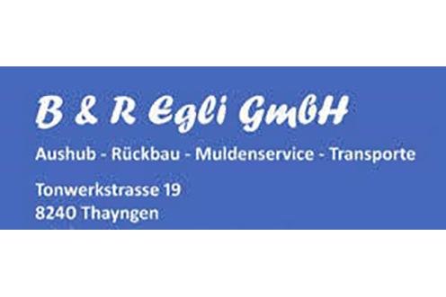 B. & R. Egli GmbH