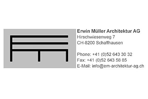 Erwin Müller Architektur AG