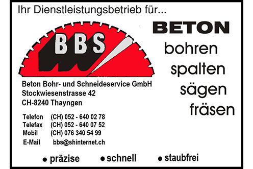 Beton Bohr-und Schneideservice GmbH